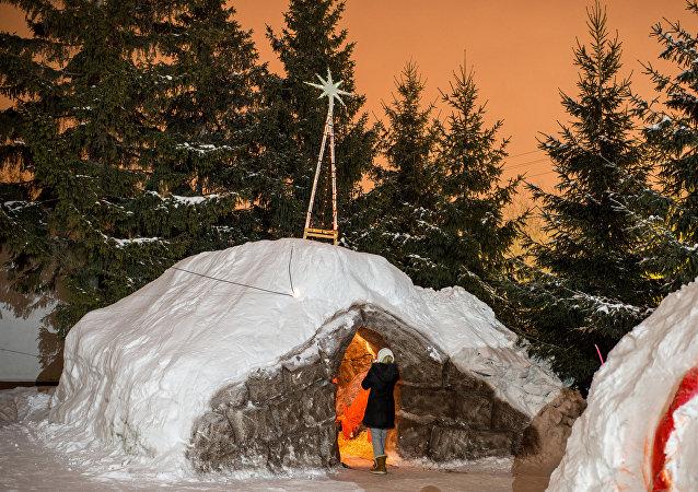Russia celebrates Orthodox Christmas