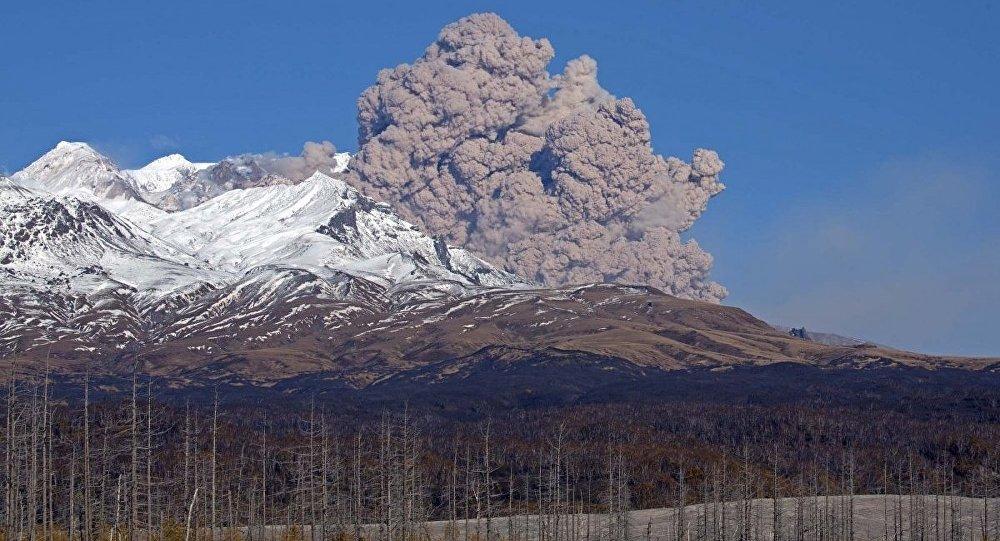 Shiveluch Volcano
