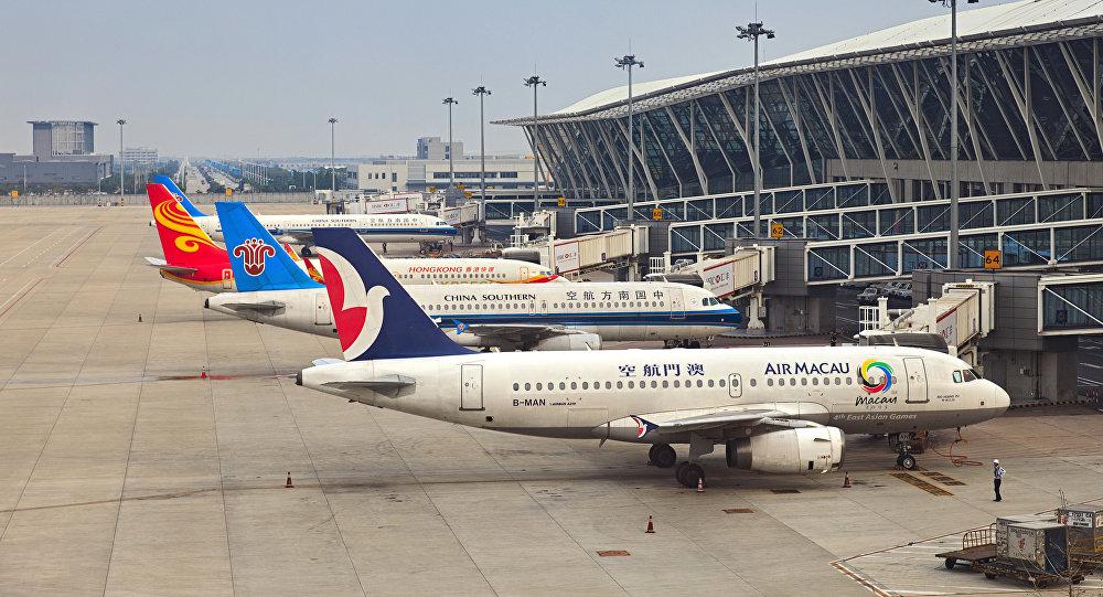 Shangai Airport