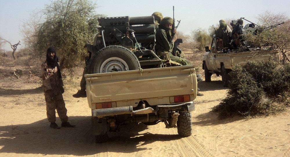 Al-qaeda militants