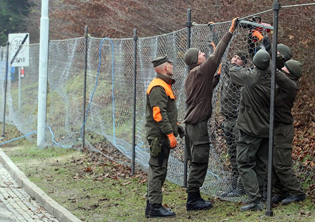 Austria has proposed sending its soldiers to Macedonia to strengthen Macedonian borders amid the refugee influx, Austrian Defense Minister Hans Peter Doskozil said Wednesday.