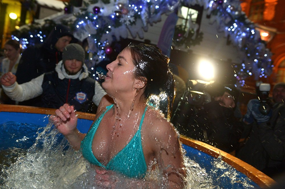 Russian Spirit: Epiphany Bathing Across the Country