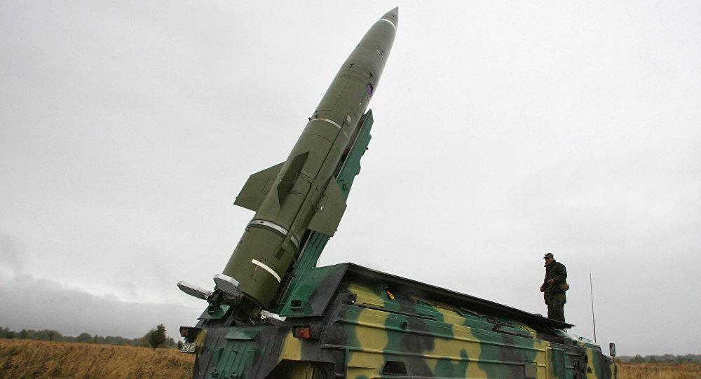 Tochka short-range tactical ballistic missile