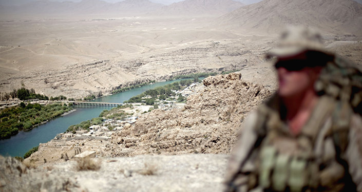 US forces in Afghanistan.
