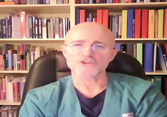 Skype conversation between Valery Spiridonov and Sergio Canavero