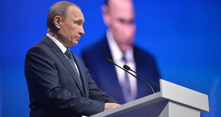 President Putin visits North Caucasus Federal District