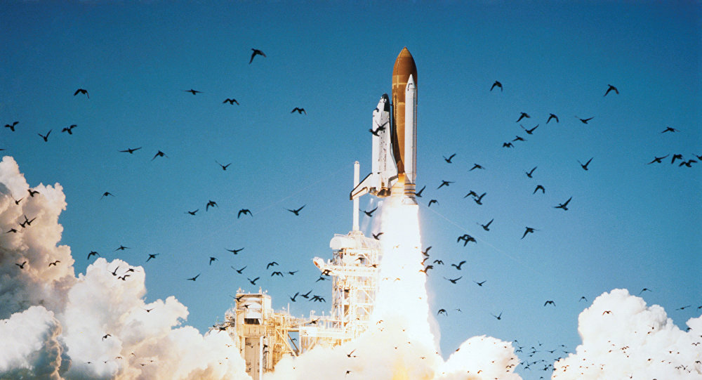 space shuttle challenger radio - photo #14
