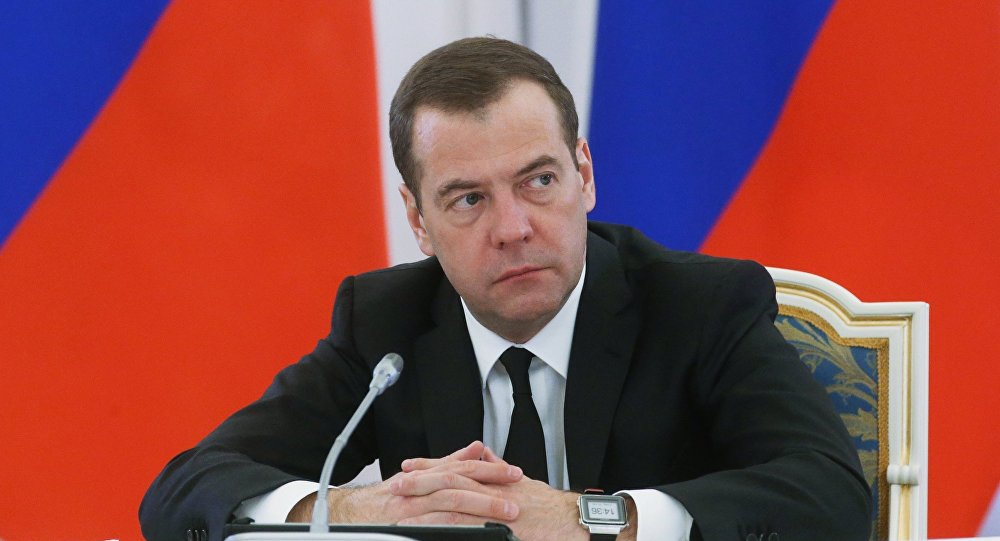 Prime Minister Medvedev chairs meeting of Economic Modernization Council's presidium