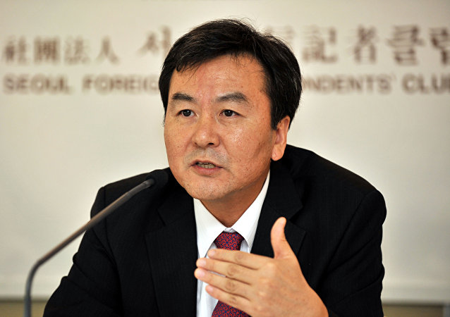 President of the Financial Action Task Force (FATF) Shin Je-Yoon