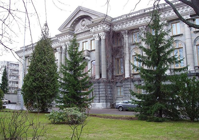 Embassy of the Russian Federation in Finland