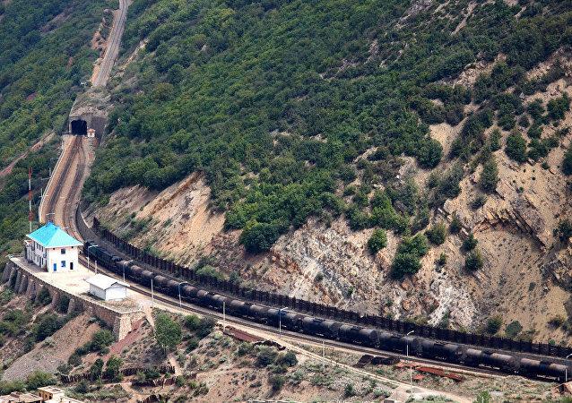 Tehran - Sari Railway