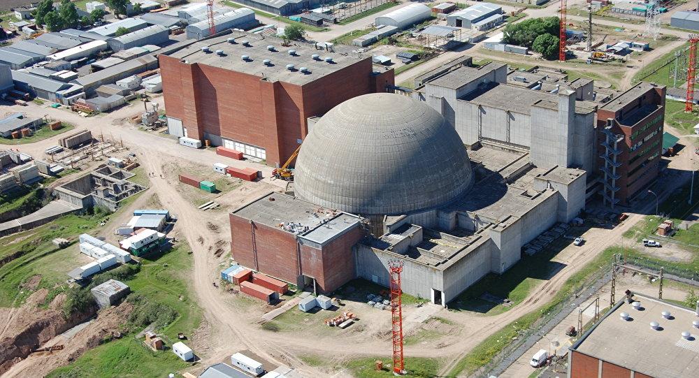 Atucha II Nuclear Power Plant