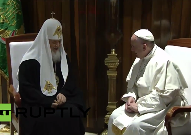 Once in a Millennium: Patriarch Kirill and Pope Francis Meet in Havana