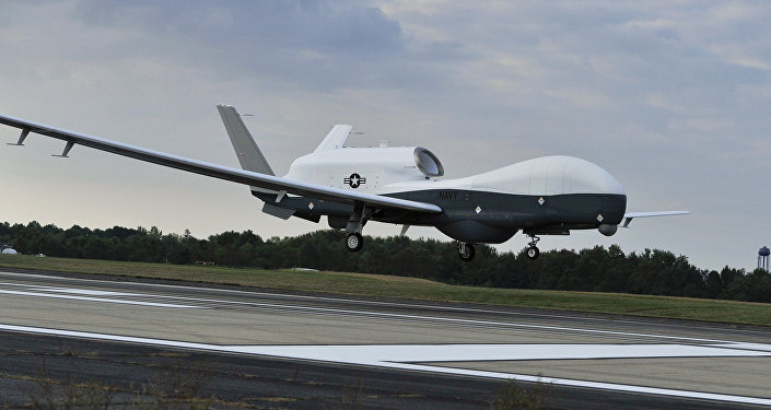 The MQ-4C Triton unmanned aircraft system