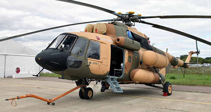 Mi-17 V-5