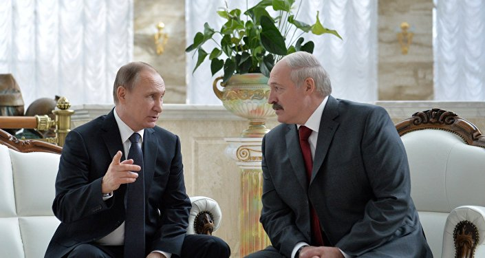 Meeting of Supreme State Council of Union State of Russia and Belarus