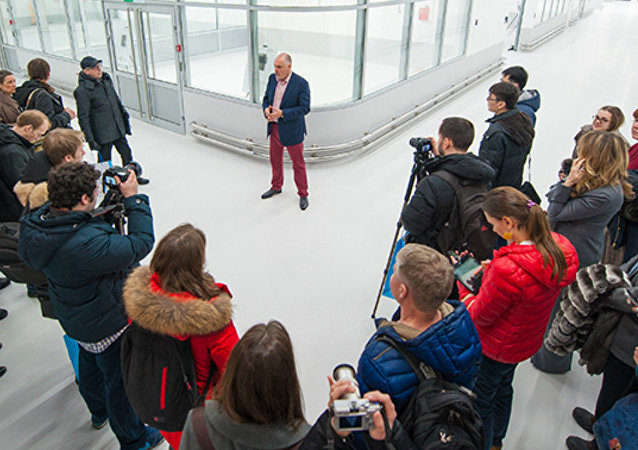Moscow's National University of Science and Technology MISiS opens unique new engineering center.
