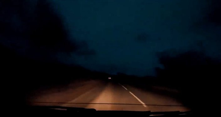 Giant 'Fireball' Spotted Over Scotland