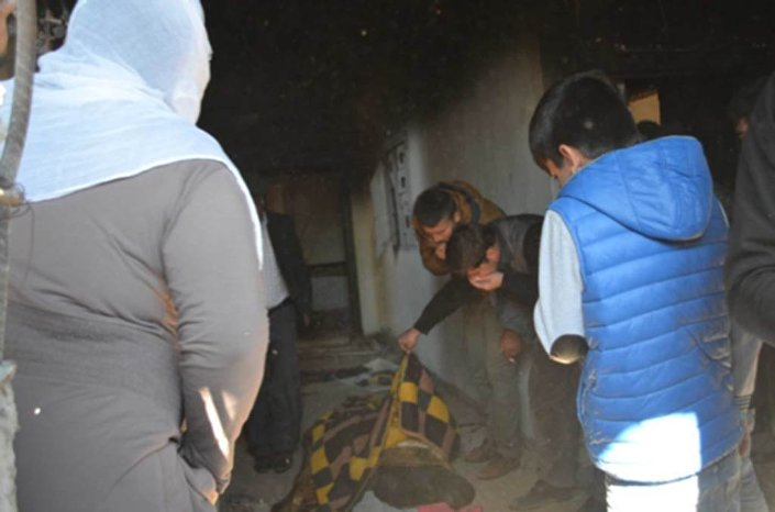 When they returned home Cizre residents found burned bodies inside some houses.
