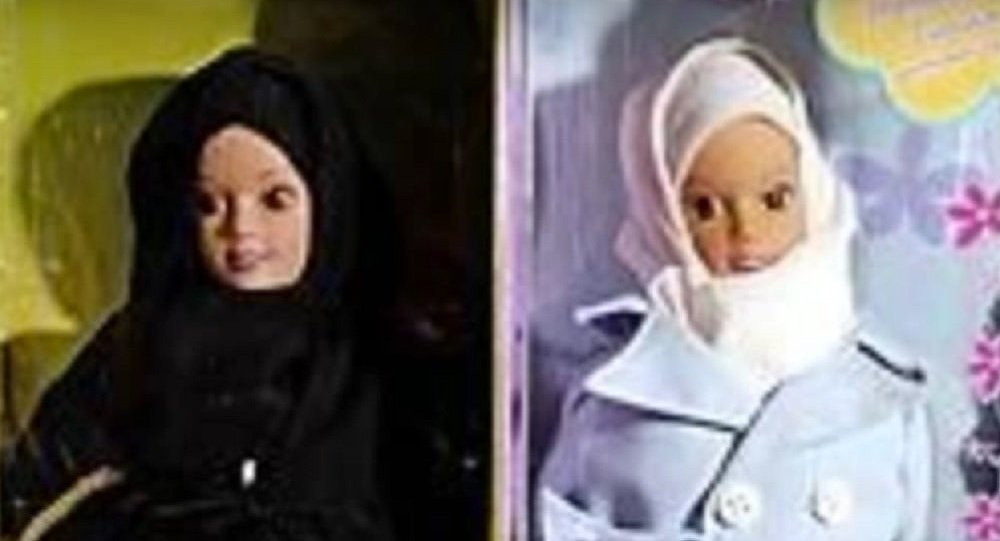 Iranian Barbie Dolls