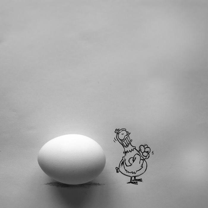 Majid Khosroanjom's cartoon