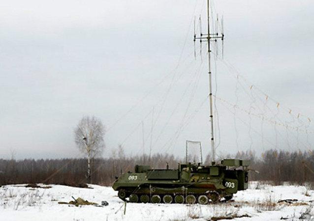 The Borisoglebsk-2 electronic warfare system