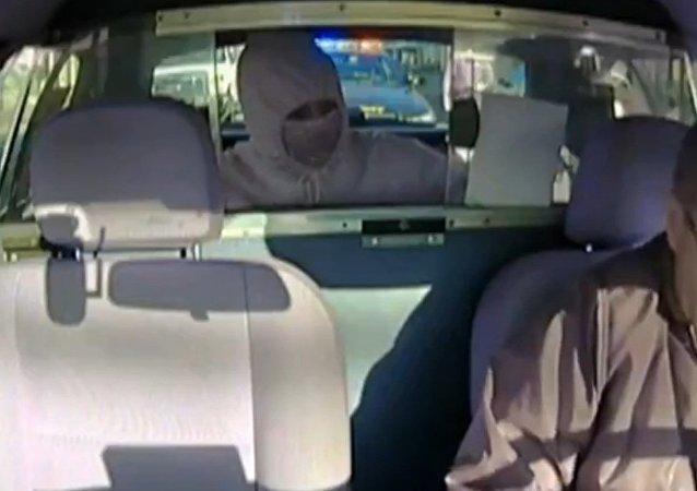 Sheriff's Deputy Foils Cab Robbery
