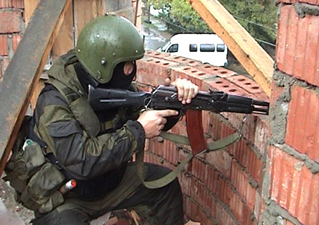 Two militants have been killed in a special police operation in Russia's North Caucasus Republic of Dagestan, the National Anti-Terrorism Committee (NAK) said Friday