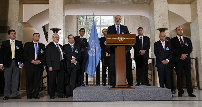 Low expectations as Syrian peace talks kick off in Geneva