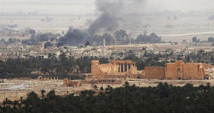 Historic city of Palmyra