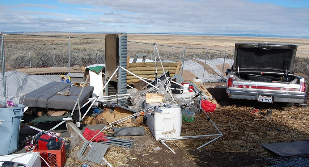 Taxpayers Will Spend $6 Million to Repair Oregon Compound Damaged by Militia Members