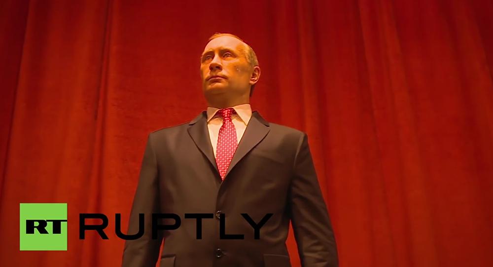 Serbia: Vladimir Putin finds a new home in Jagodina's wax museum