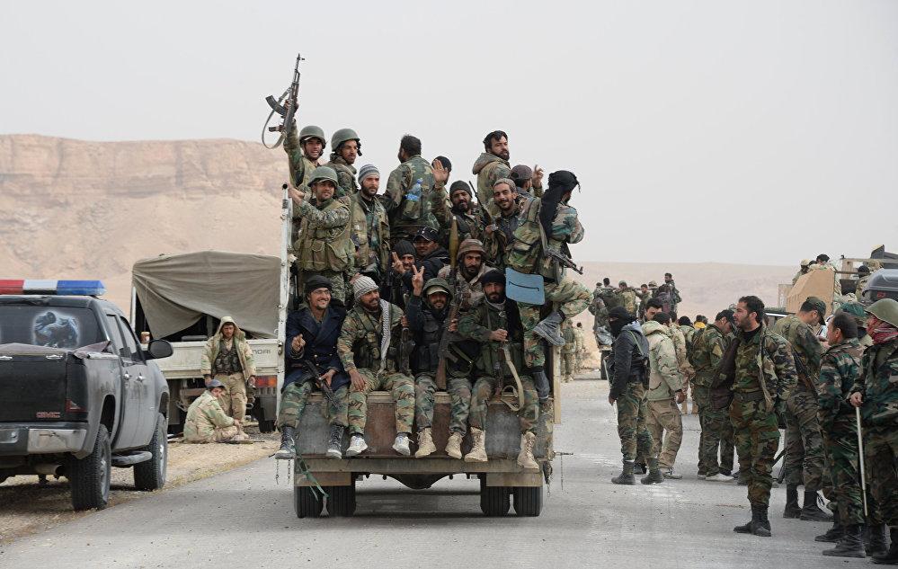 Liberation of Palmyra: Daesh Decimated, Peace Restored, Raqqa in Sight