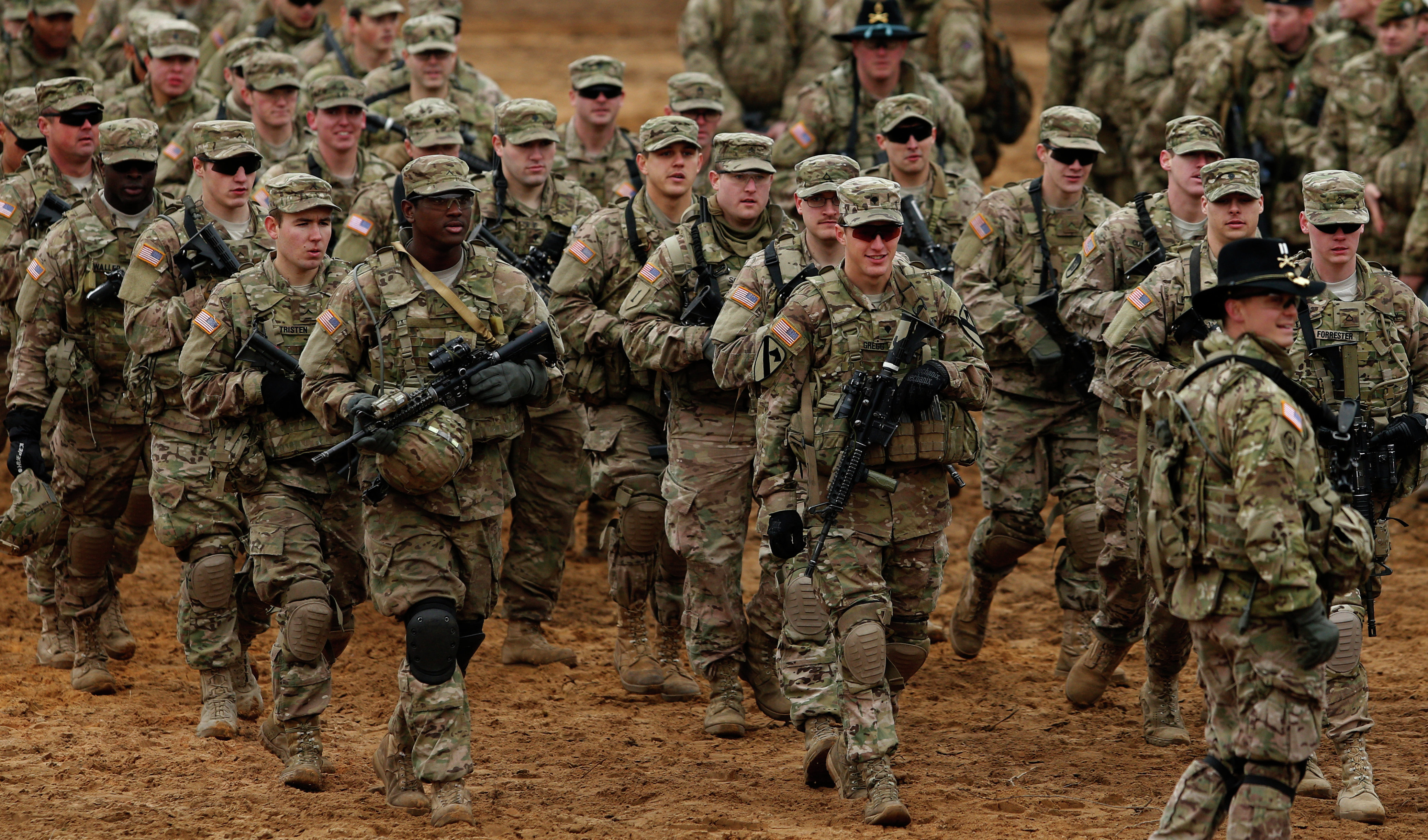 why top us military commanders say their army is  u0026 39 weak and