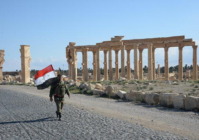 Ancient Palmyra