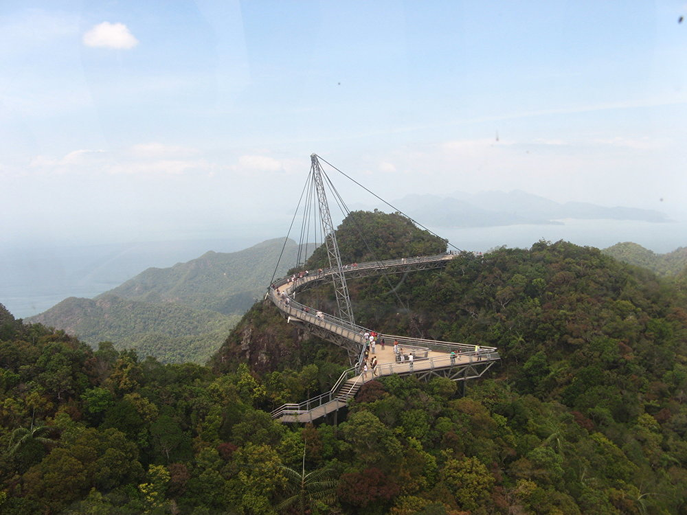 A View to Die For: World's Scariest Skywalks and Observation Points