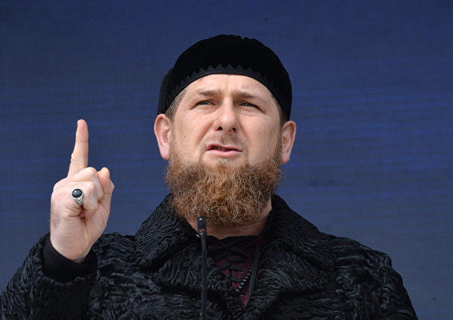 Head of the Chechen Republic Ramzan Kadyrov