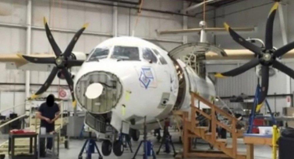ATR 42-500 plane