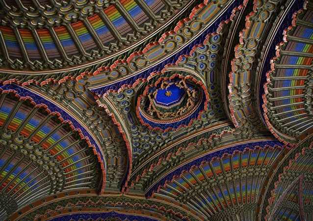 Look Up! Collection of World's Most Hauntingly Beautiful Ceilings