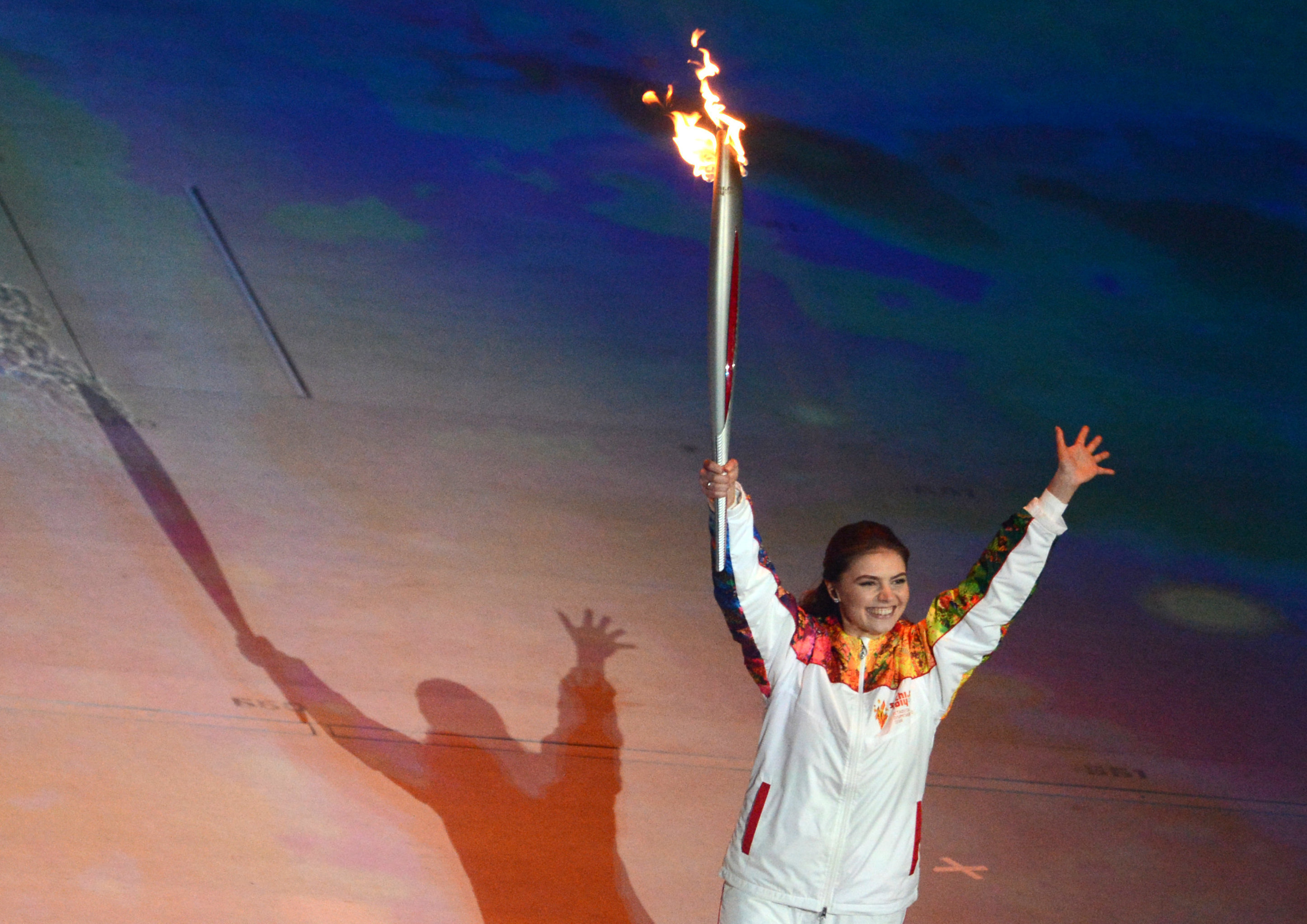 Olympic Torch Dress to Impres...