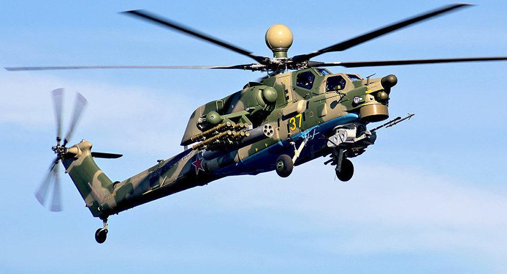 Resultado de imagen para Mi-28N + Syria