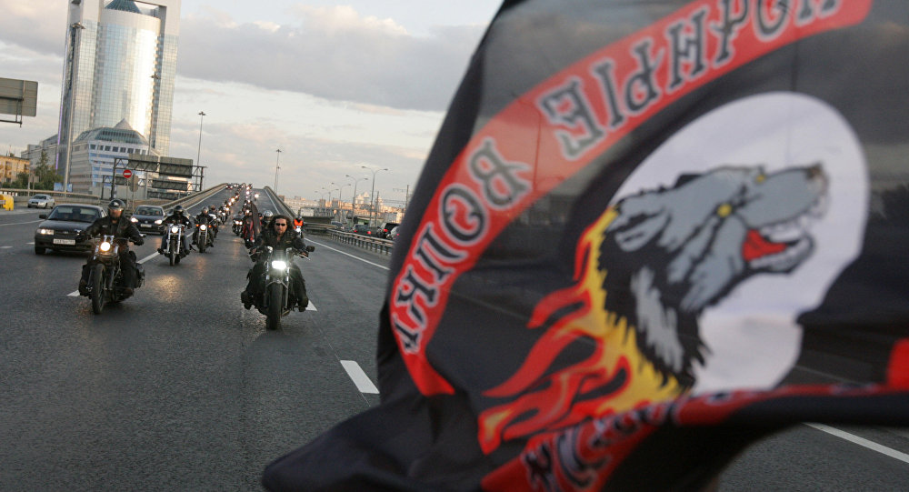 After finally making it to Europe by plane, members of the Night Wolves biker club hope the rest of their ride to Berlin will go smoothly, the event's organizer, Andrei Bobrovski, told Sputnik.