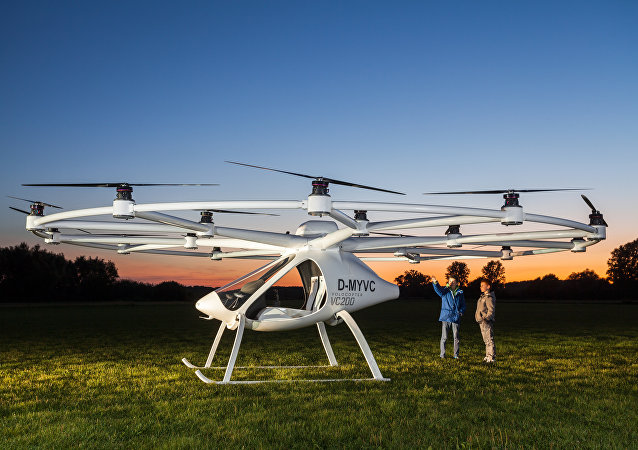 VC200 volocopter