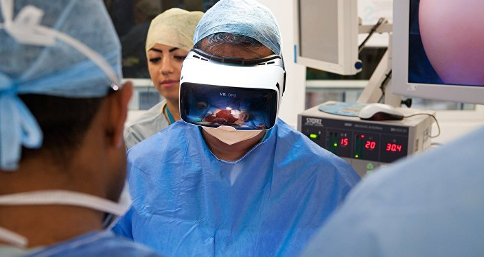 Combining 360 video, 3D and interactive content, The Virtual Surgeon™ puts you inside the operating theatre overseeing an operation through the eyes of the consultant surgeon.