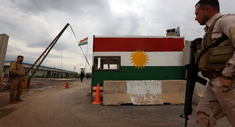 a discussion on the issues of the kurds fighting against the turkish government The us may stand, in such a case, behind the syrian kurds, with whom it cooperated in the fight against daesh, and may have designs to continue to use them, this time against the syrian regime.