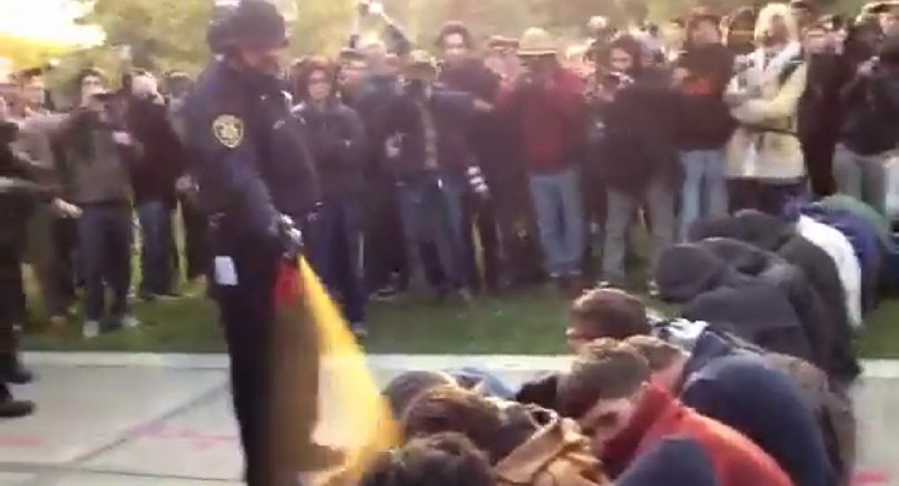 Reports: California University Paid Nearly $200K to Have Assault on Peaceful Protesters Wiped from Google Search Results