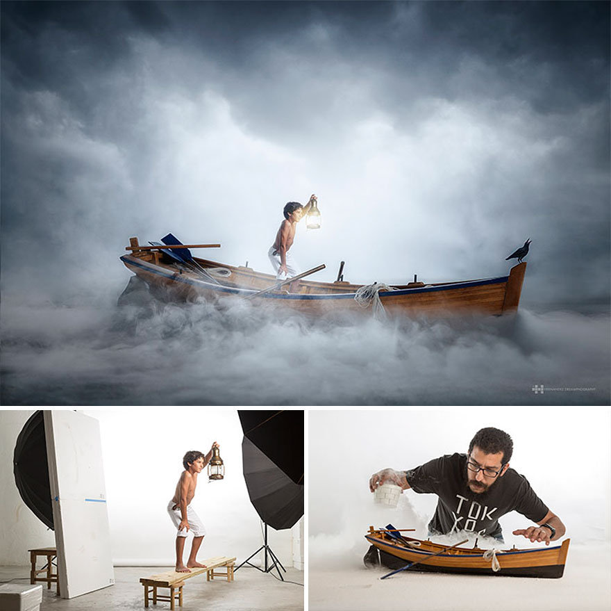 Miniature Magic: Mexican Photographer Embraces Inner Child