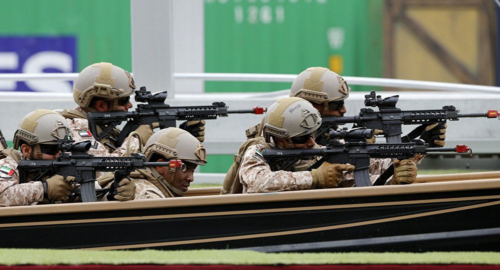 Emirati armed forces