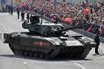 The Armata tank