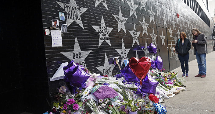 Sales of Prince's Music Soar Following Iconic Artist's Death
